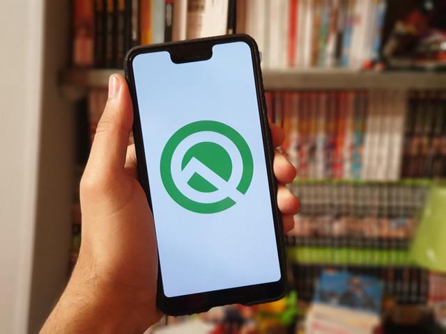 Android 10 Q : une navigation par gestes revue, proche des iPhone X, est à l'étude