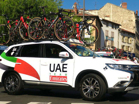 La voiture électrique, parfaite pour le Tour de France ?