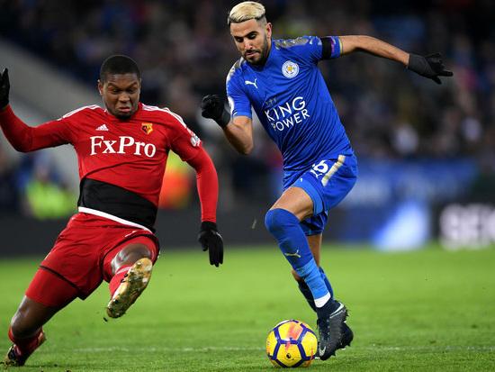 """Leicester City - Puel : """"Mahrez est heureux avec nous"""""""