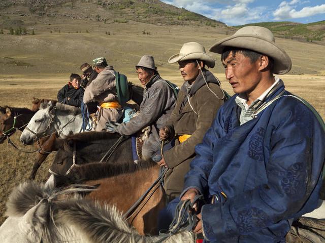 Le cavalier mongol, un document épique à découvrir le 8 février sur ARTE (Extrait).