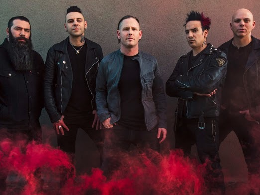 Stone Sour : 4 titres en live acoustique pour la BBC Radio 1