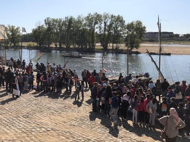 Comment stationner circuler à Orléans pendant le Festival de Loire 2021