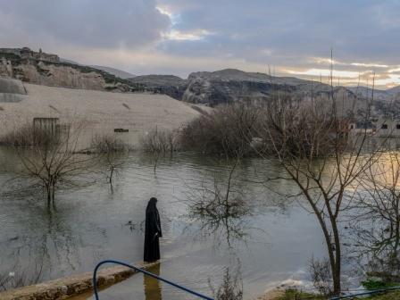 Turquie: l'avenir touristique incertain d'une cité engloutie par les eaux d'un barrage