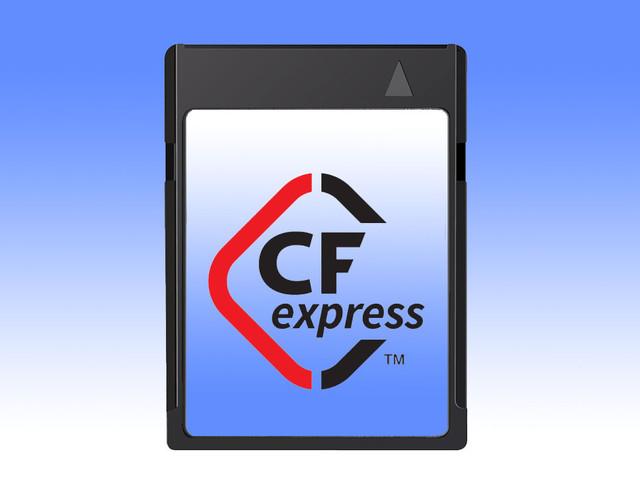 CF Express : zoom sur le nouveau format de carte mémoire des appareils photo