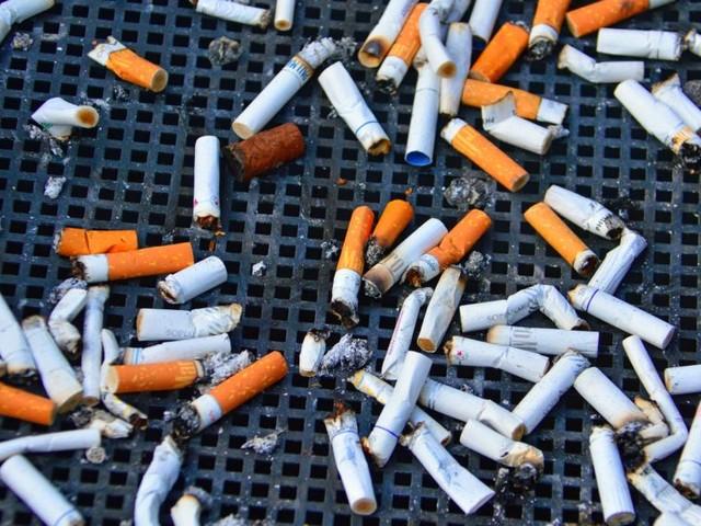 Toulouse : contre les jets de mégots 50 000 cendriers de poche