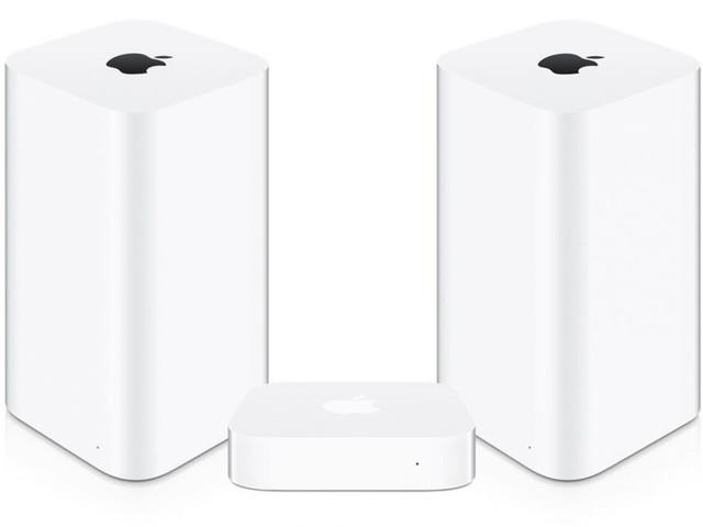 Apple déploie une mise à jour corrective pour les AirPort Express, Extreme et Time Capsule