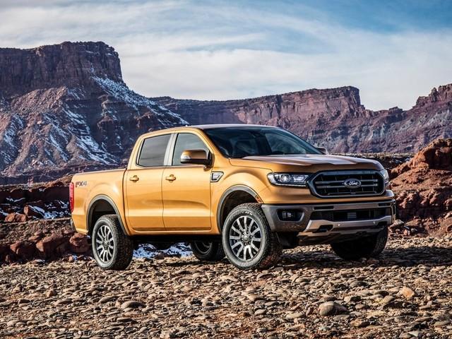 Enfin, on prend le volant du Ford Ranger 2019