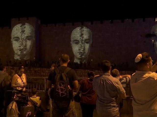 No Comment : 11e édition du festival des Lumières à Jérusalem