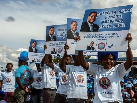 Malawi: élections présidentielle et législatives à suspense