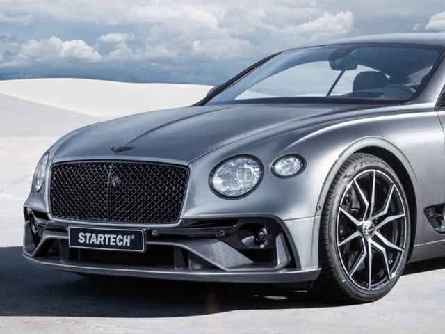 Startech propose une solution aux clients de Bentley Continental GTC pour dépenser leur argent
