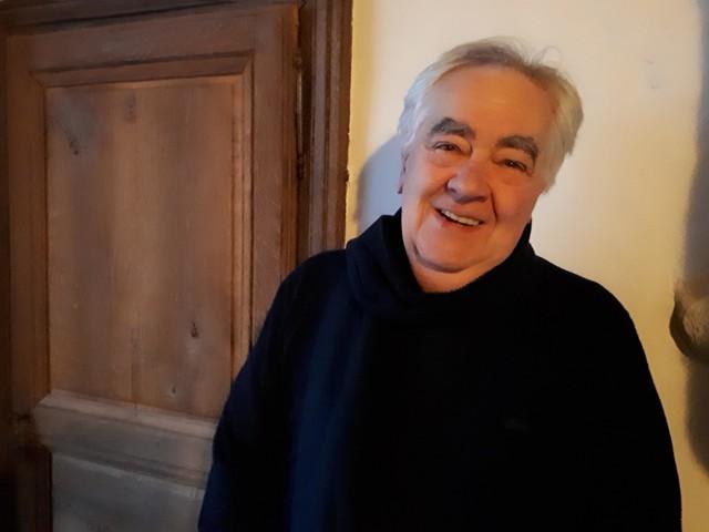Sarthe : l'auteur et illustrateur jeunesse Claude Ponti en dédicace
