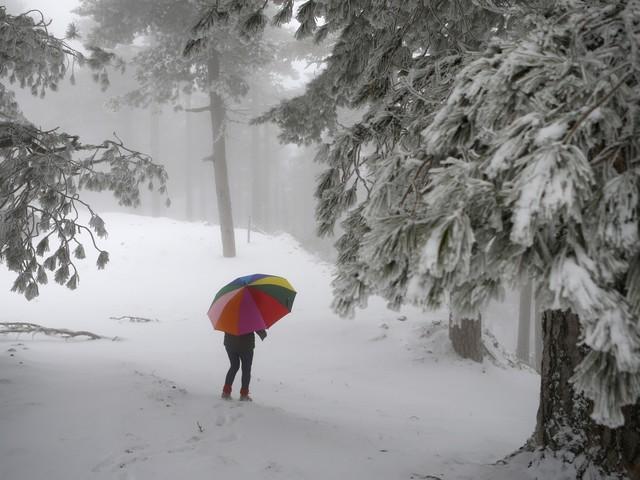 Météo France place un département en vigilance orange à la neige et au verglas