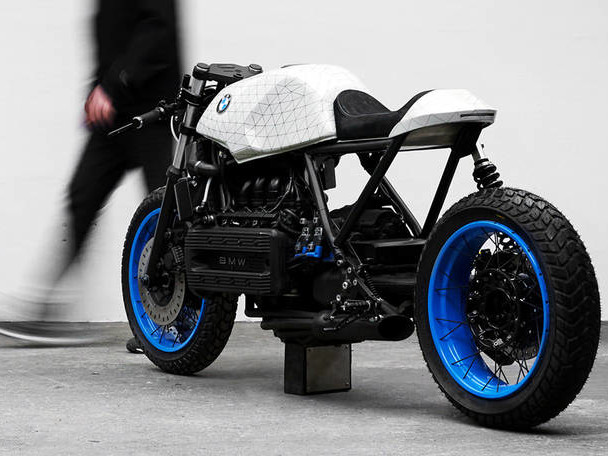 Stunning Custom BMW K101 Gatermann