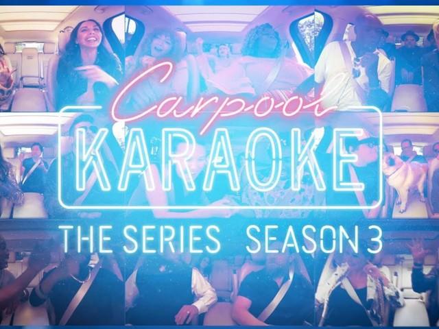 Carpool Karaoke : Apple publie la bande-annonce de la saison 3