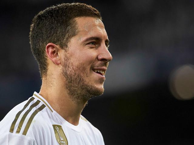 Real Madrid : Eden Hazard absent pour le classico face au Barça