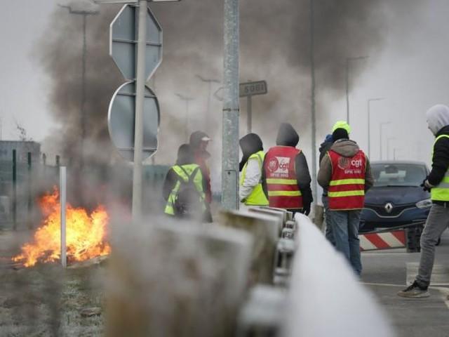 Du Havre à Marseille, le blocage des ports pèse sur l'économie française