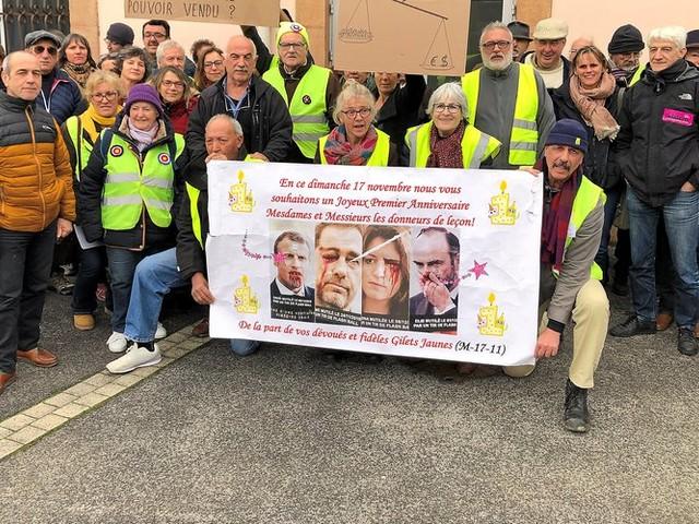 """Rodez. Millau : un comité au soutien du """"gilet jaune"""" mis en examen"""