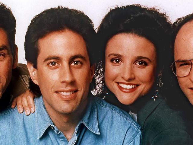 """Netflix rachète les droits de la série """"Seinfeld"""", après avoir perdu """"Friends"""""""