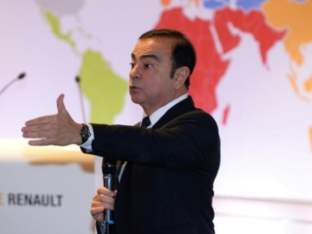 Assemblée générale de Renault: suspense sur la rémunération de Ghosn