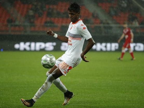 Foot - Transferts - Faïz Selemani (Lorient) prêté sans option d'achat à l'AC Ajaccio