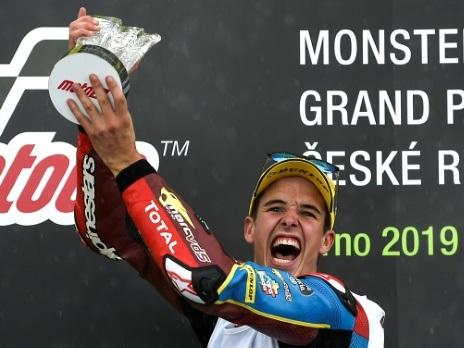 GP de Rép. tchèque: Marc Marquez remporte sa 6e victoire de la saison en MotoGP