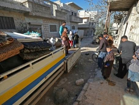 Aide humanitaire en Syrie: des ONG tirent la sonnette d'alarme