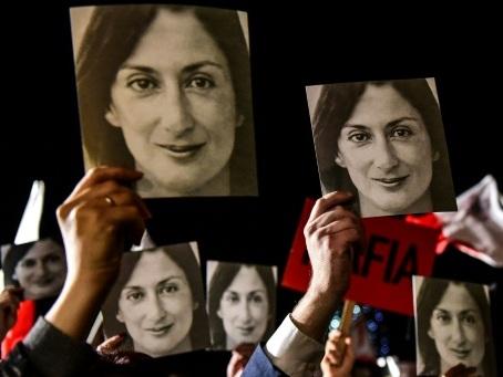 Meurtre de la journaliste maltaise: les moments-clés de l'affaire