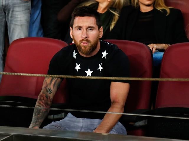 Mercato - Barcelone : Lionel Messi ouvre une porte pour son avenir...