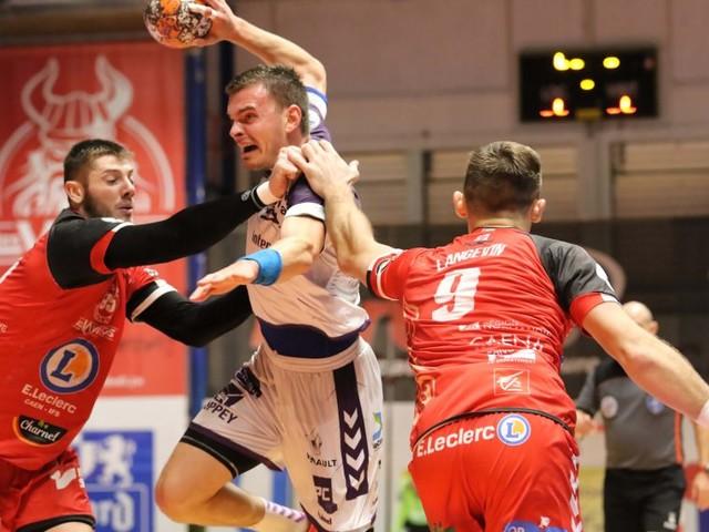 Handball : La JS Cherbourg battue à Limoges
