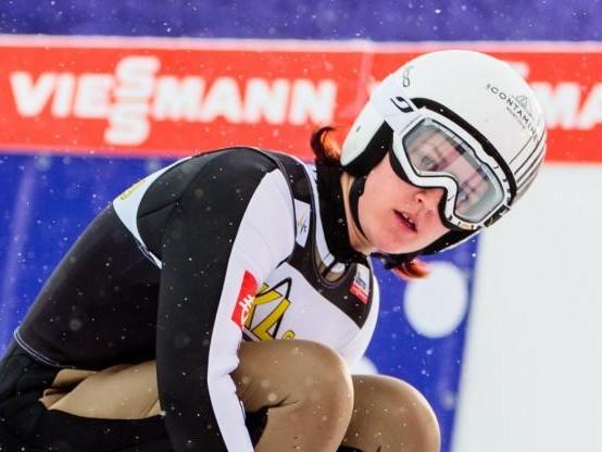 Saut à skis - Coline Mattel n'ira pas à Pyeongchang