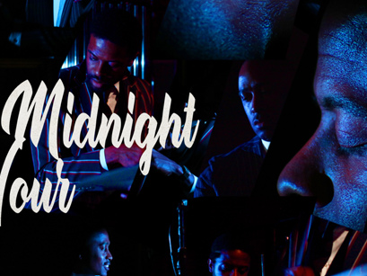 Adrian Younge et Ali Shaheed Muhammad - The Midnight Hour
