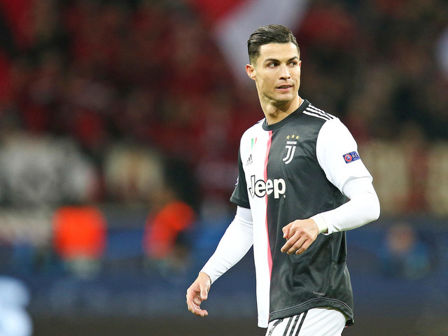 Juve: Cristiano Ronaldo est un monstre, la preuve