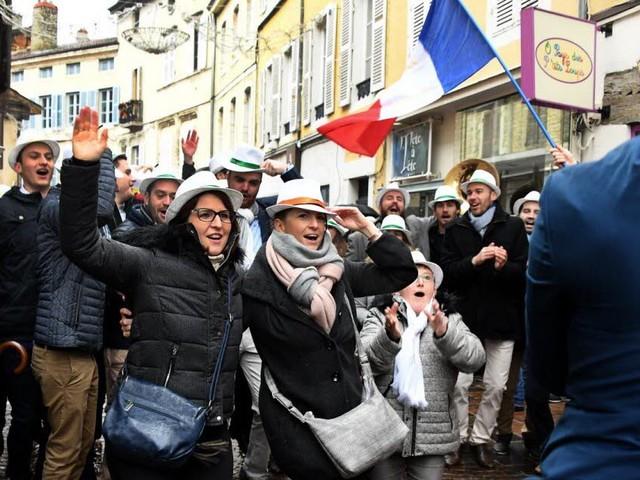 Bourg-en-Bresse : les classards fidèles au rendez-vous