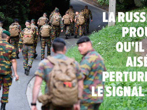 Les GPS sont vulnérables: les militaires belges doivent à nouveau s'entraîner à utiliser cartes et compas