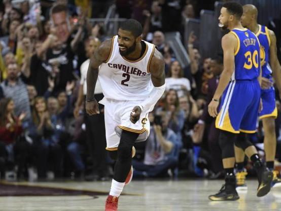 Basket - NBA - Kyrie Irving : «J'avais des jambes pour finir»