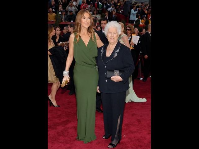 Céline Dion : Ses jolis mots pour les 92 ans de sa mère