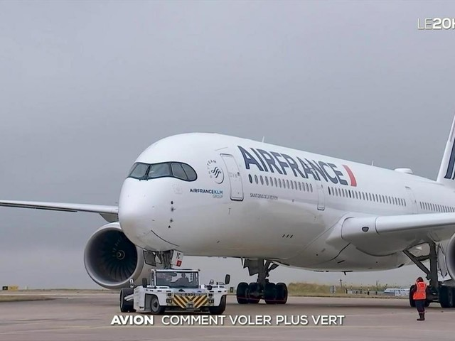 Avion : comment voler plus vert