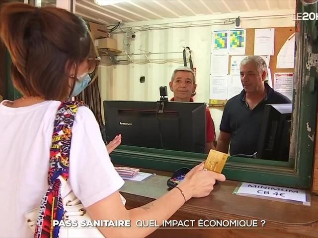 Pass sanitaire : quel impact économique ?