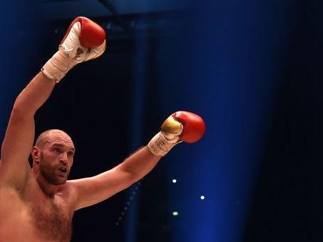 Boxe: Tyson Fury pourrait retrouver sa licence dès janvier