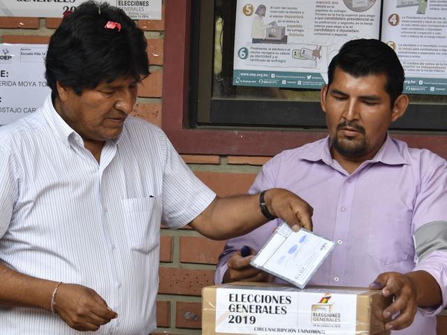 Que s'est-il passé lors du dépouillement des voix en Bolivie en 2019 ? Par le CEPR