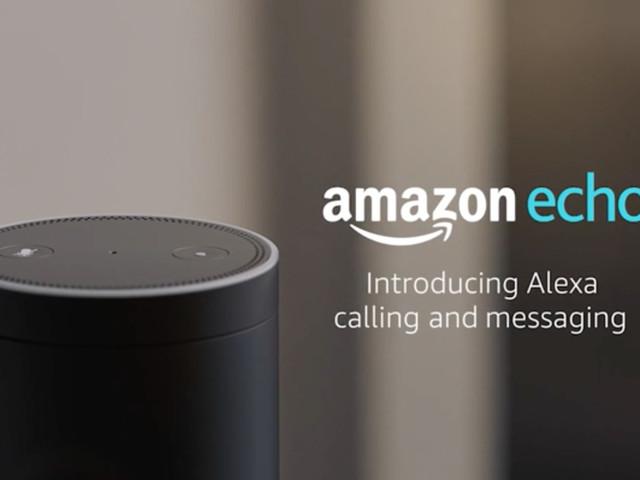 Utiliserun Amazon Echo ou Alexa pour passerdes appels et envoyer des messages
