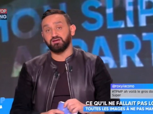 """TPMP : Cyril Hanouna dévoile la réaction de TF1 à """"Mon slip vous appartient"""" (vidéo)"""