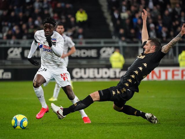 Amiens - Monaco : 1-2