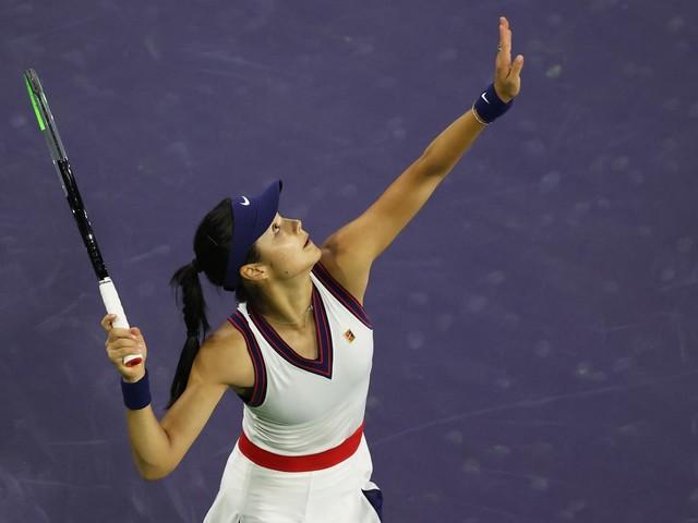 Un combat de 2h30 et Raducanu remporte son premier match depuis l'US Open