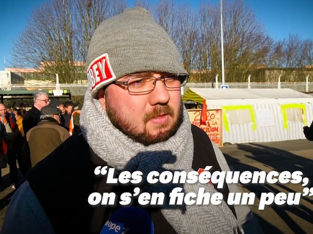 Retraites: plus rien ne sort de la seule raffinerie d'Île-de-France