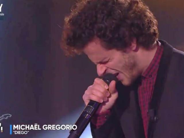 La prestation bluffante de Michaël Gregorio en hommage à Johnny Hallyday