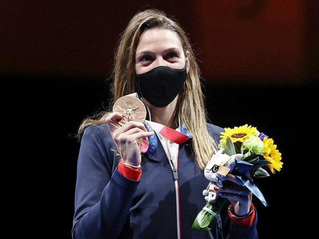 Pourquoi les médailles féminines sont encore plus belles que celles des hommes - BLOG