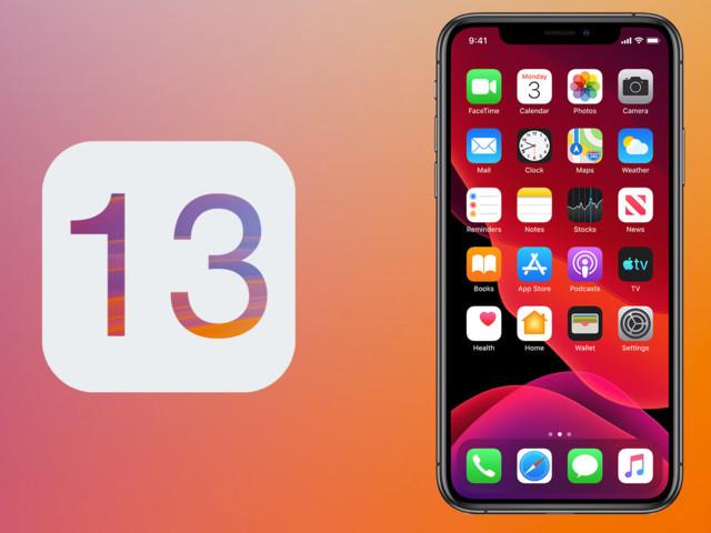 La troisième bêta d'iOS 13.3.1 est disponible