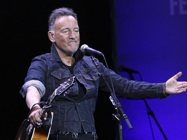 Bruce Springsteen revient par la bande