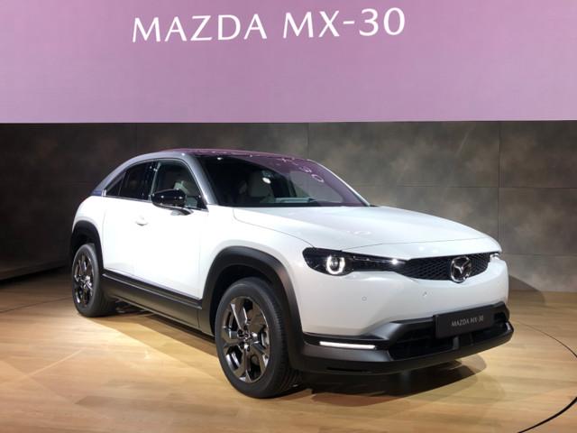 Salon Tokyo 2019 : présentation en vidéo du Mazda MX-30